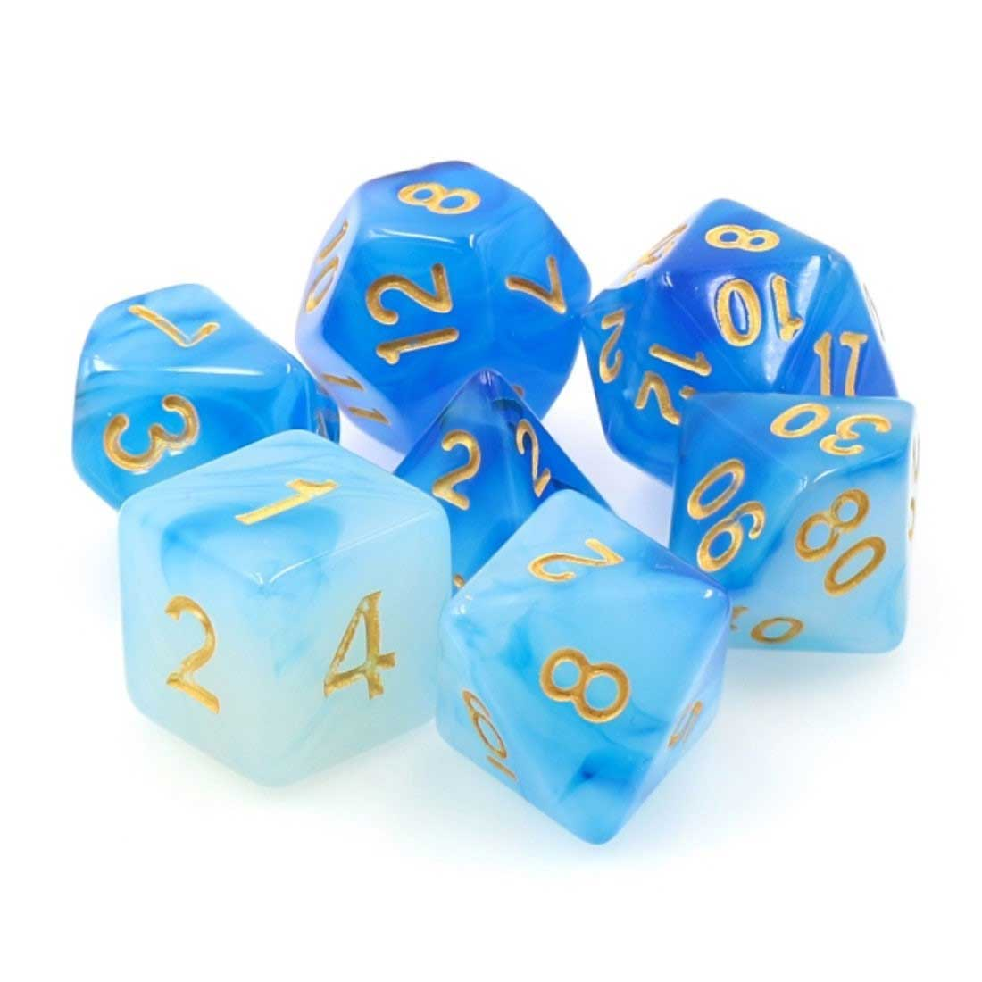 The Dice Place - Poly Dice, Spot Dice and Counters for RPG